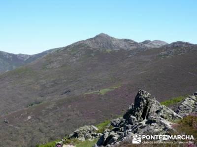 Senderismo Segovia - Macizo de la Buitrera; tiendas de alpinismo en madrid